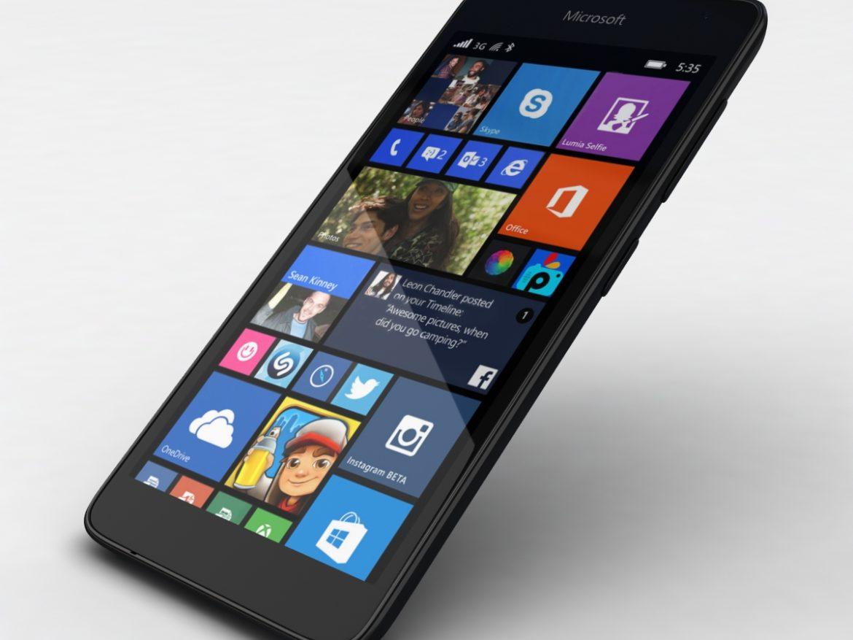 Microsoft Lumia 535 and Dual SIM Black ( 529.54KB jpg by NoNgon )