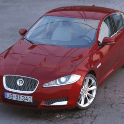 Jaguar XF 2013 3d model 3ds max fbx c4d obj