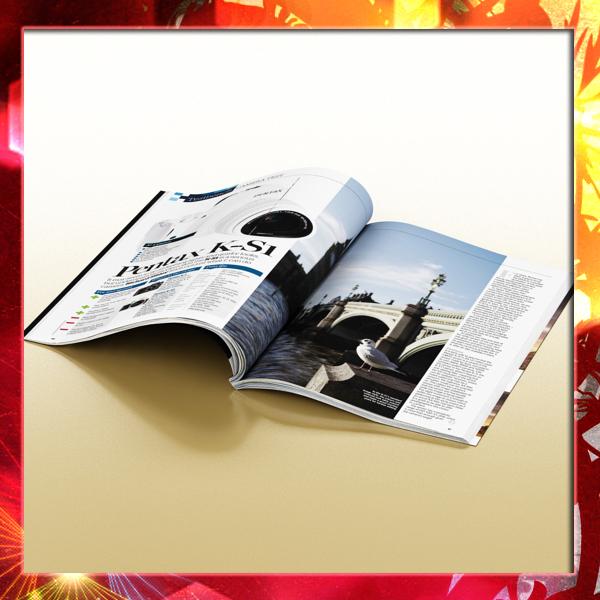 Magazine 01 3d model 3ds max fbx  obj 204401