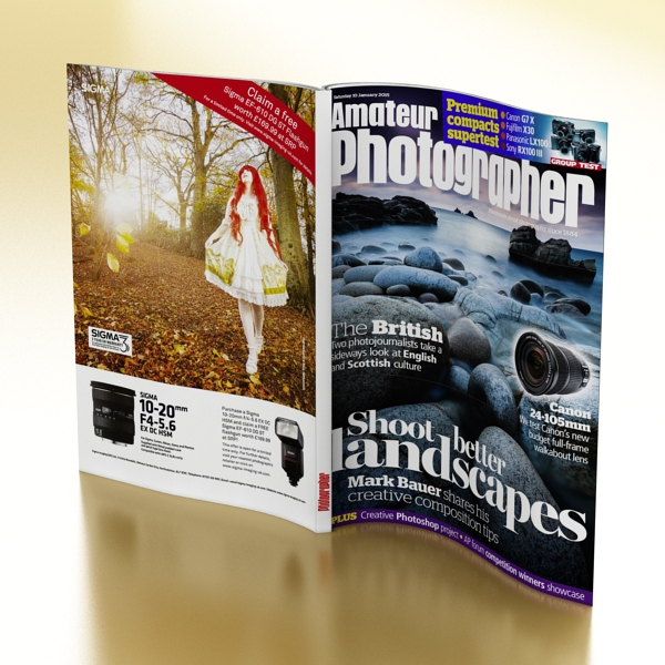magazine 01 3d model 3ds max fbx texture obj 204410