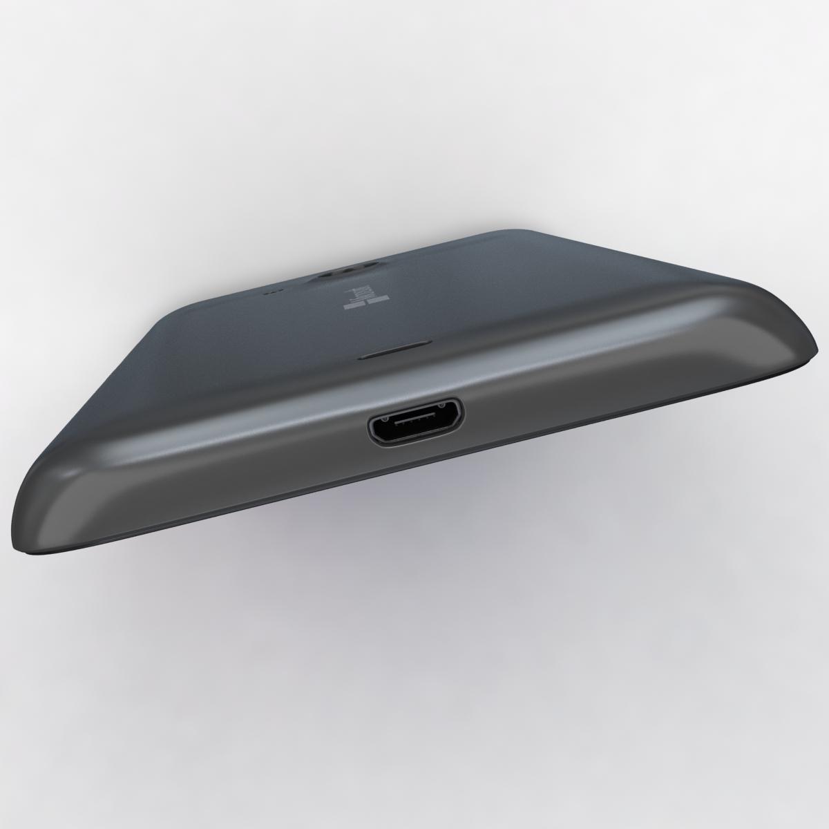 microsoft lumia 535 and dual sim gray 3d model 3ds max fbx c4d obj 204476