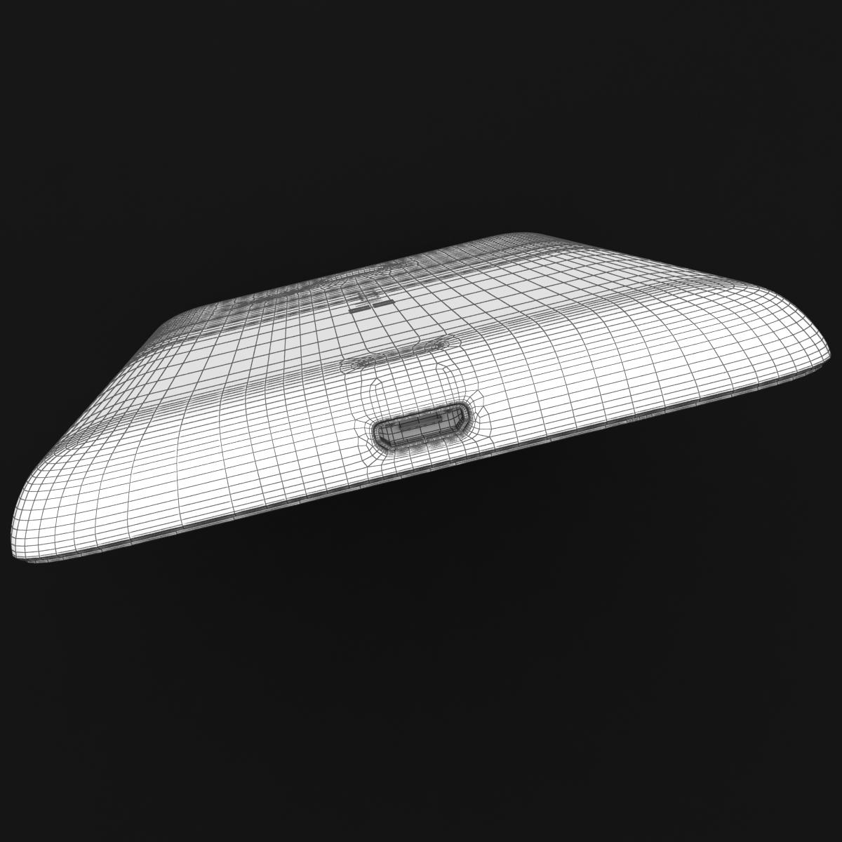 microsoft lumia 535 and dual sim gray 3d model 3ds max fbx c4d obj 204485