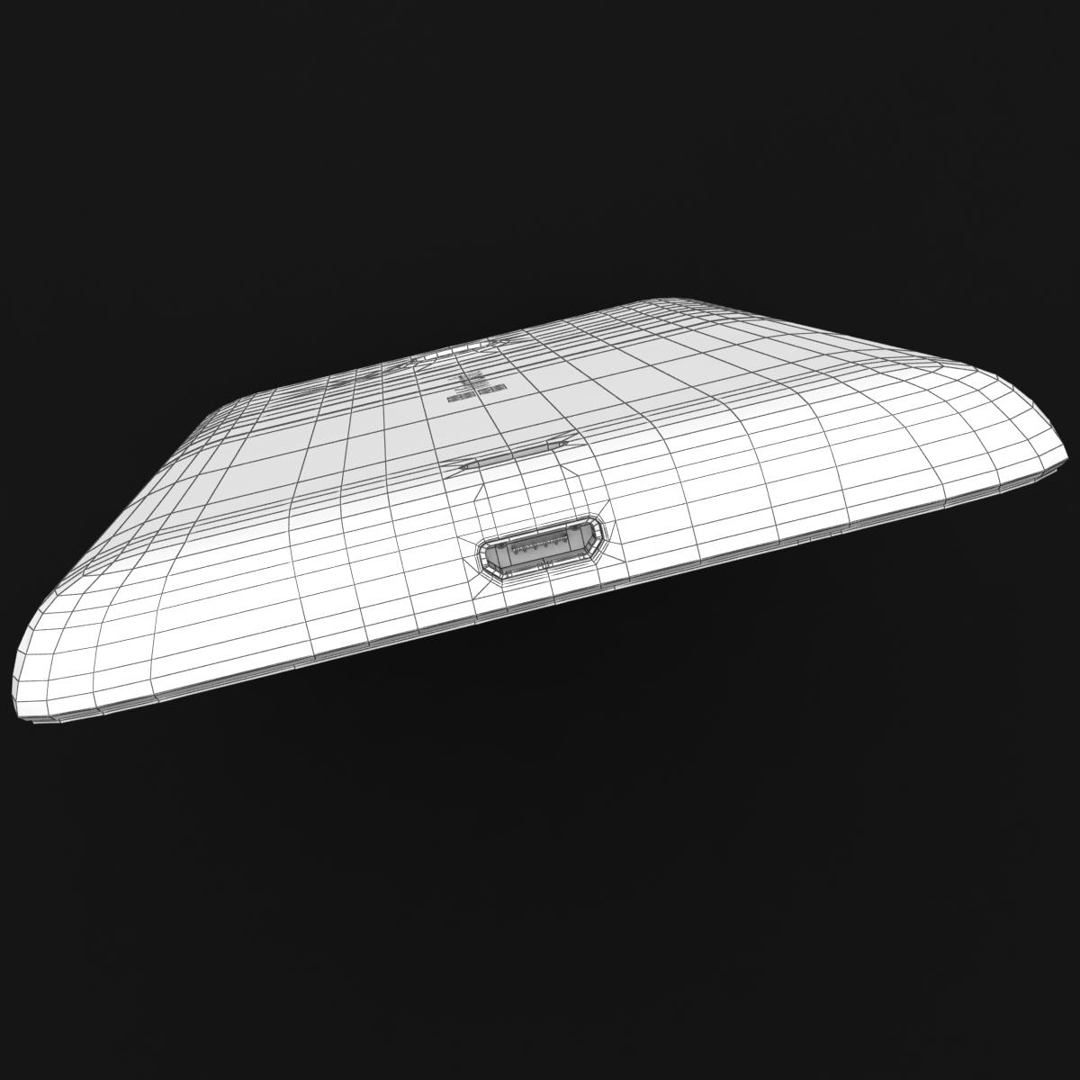 microsoft lumia 535 and dual sim gray 3d model 3ds max fbx c4d obj 204486
