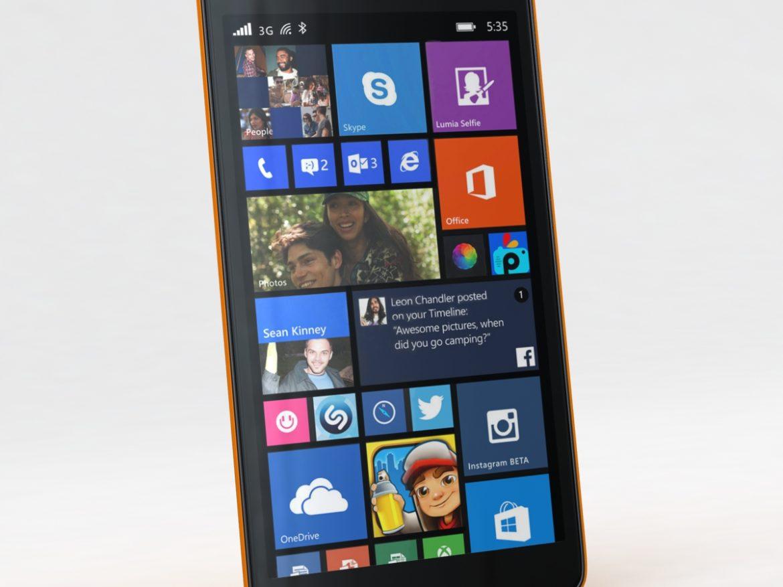 Microsoft Lumia 535 and Dual SIM All Colors ( 548.72KB jpg by NoNgon )