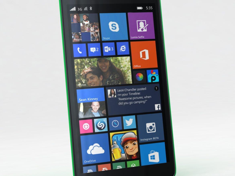 Microsoft Lumia 535 and Dual SIM All Colors ( 549.63KB jpg by NoNgon )