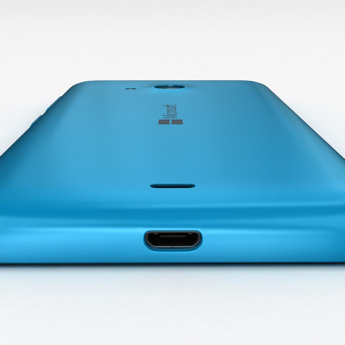microsoft lumia 535 and dual sim all colors 3d model 3ds max fbx c4d obj 204700