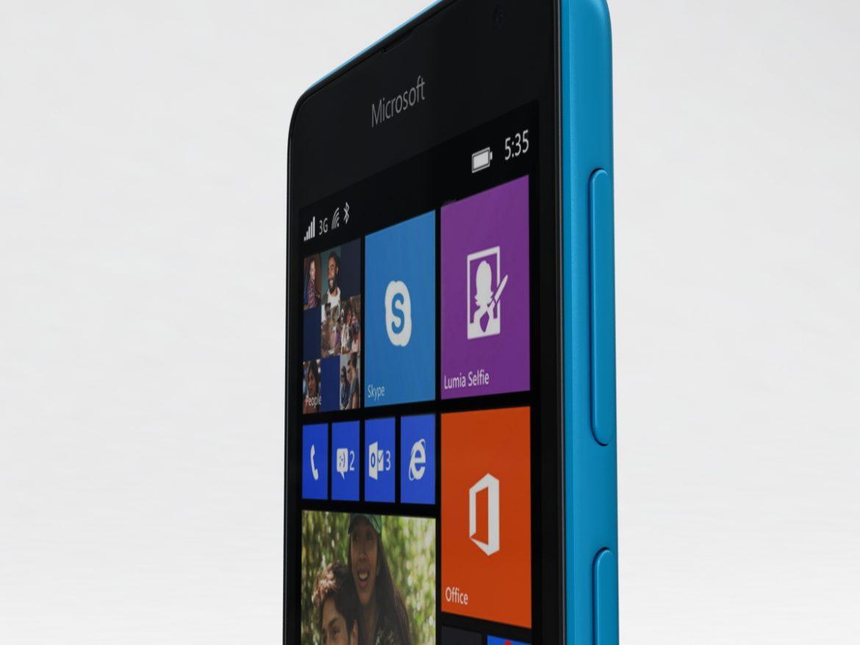 Microsoft Lumia 535 and Dual SIM All Colors ( 448.84KB jpg by NoNgon )