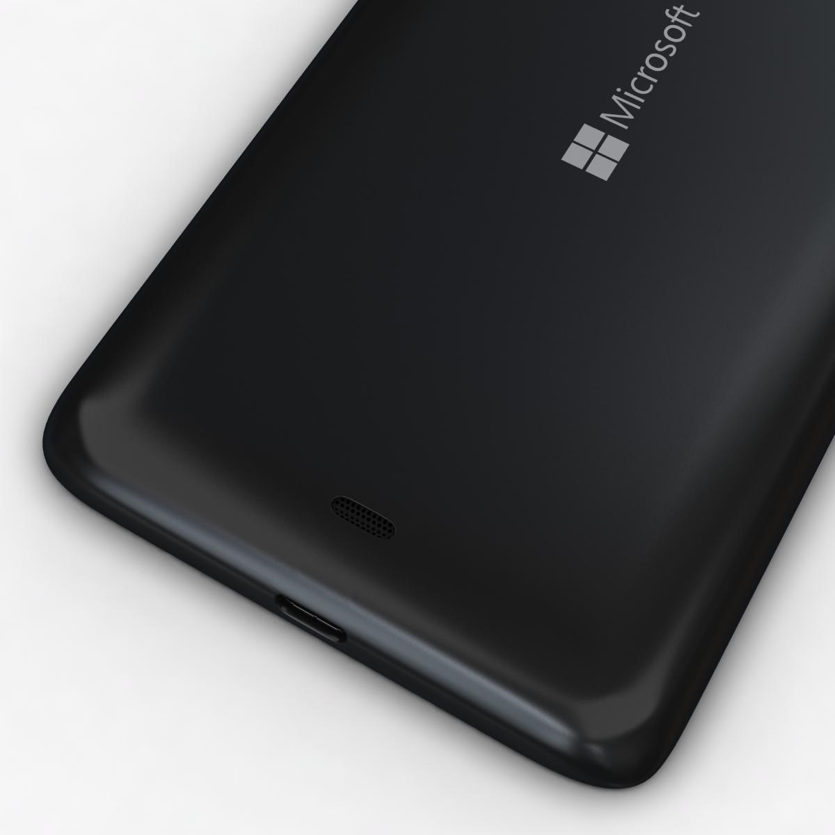 microsoft lumia 535 and dual sim all colors 3d model 3ds max fbx c4d obj 204706
