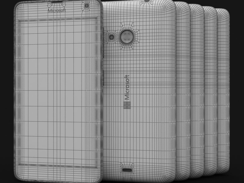 Microsoft Lumia 535 and Dual SIM All Colors ( 749.57KB jpg by NoNgon )