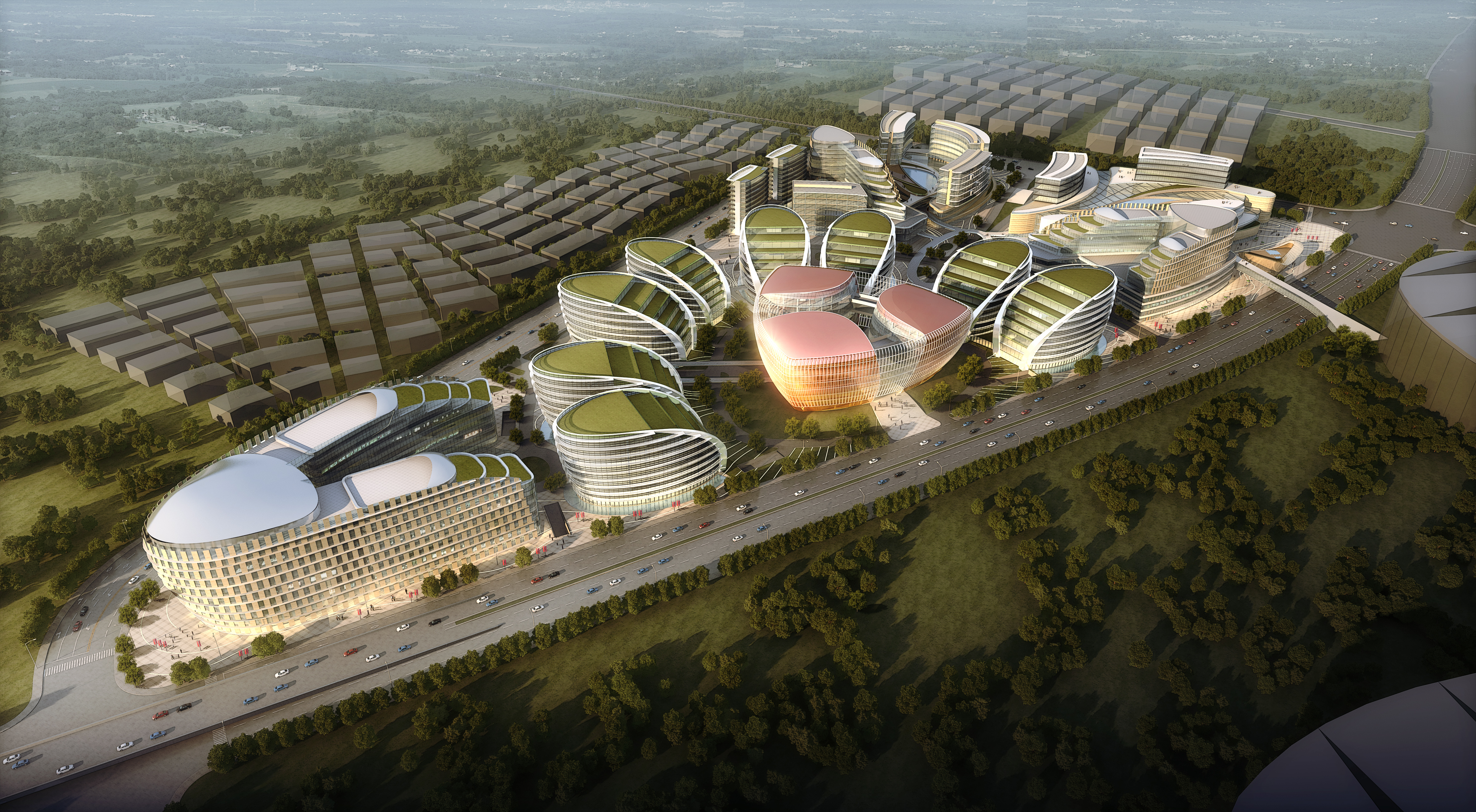 international convention and exhibition center 6 3d model max 204882