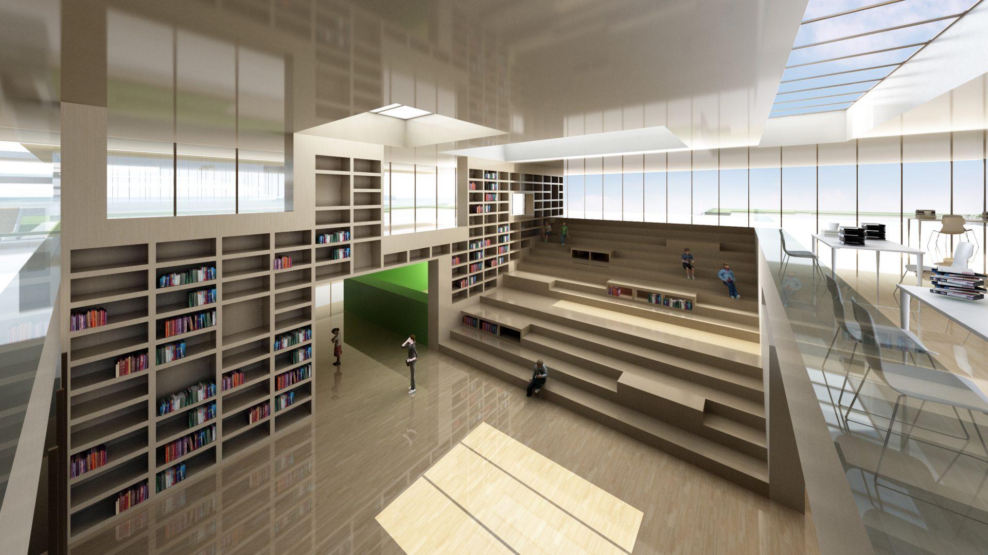 školske zgrade 001 3d model max 204945