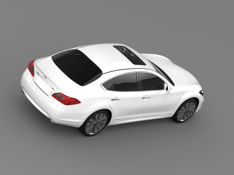 infiniti m56 y51 2013 3d modelis 3ds maks.