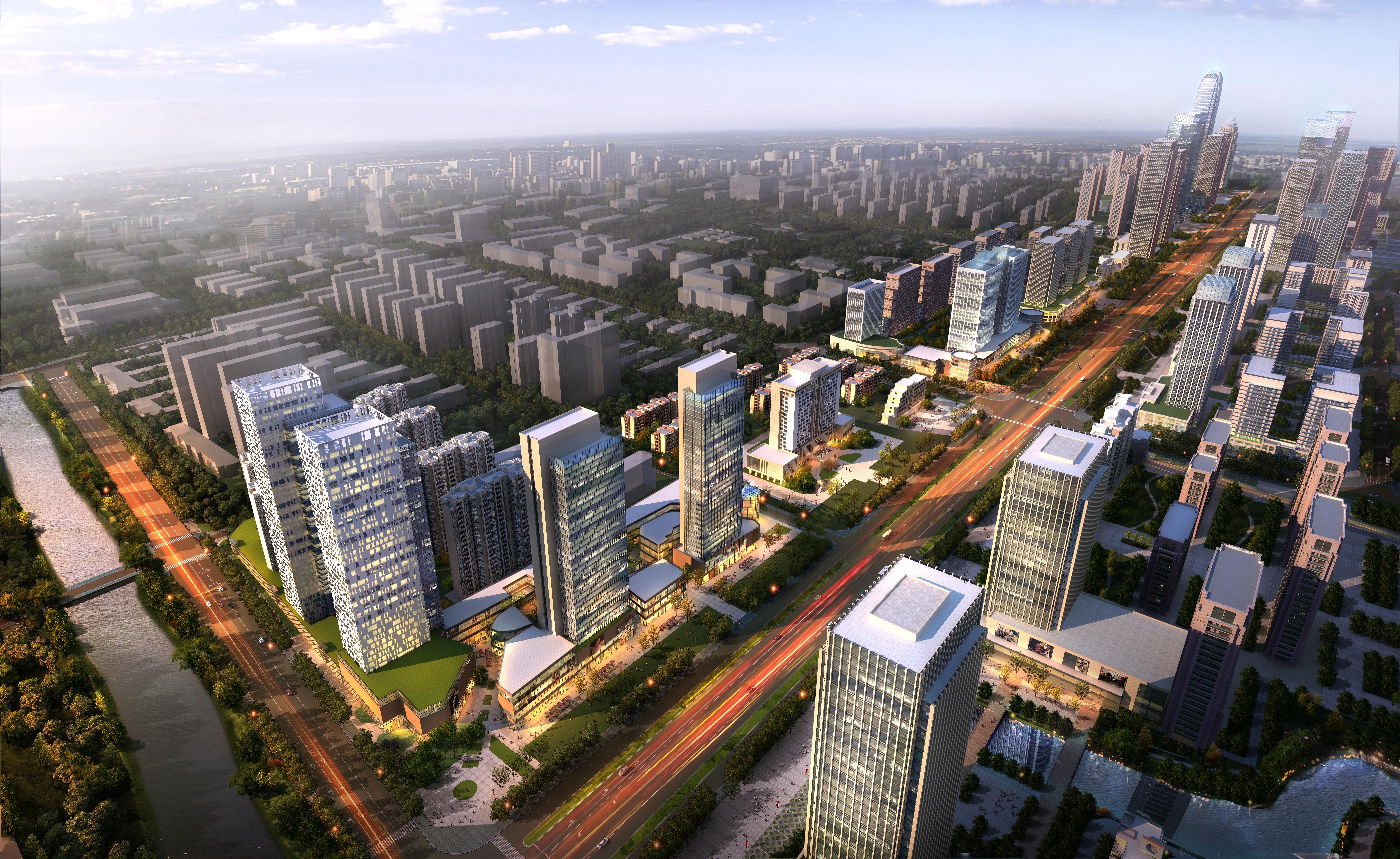 city planning 010 3d model max 205048