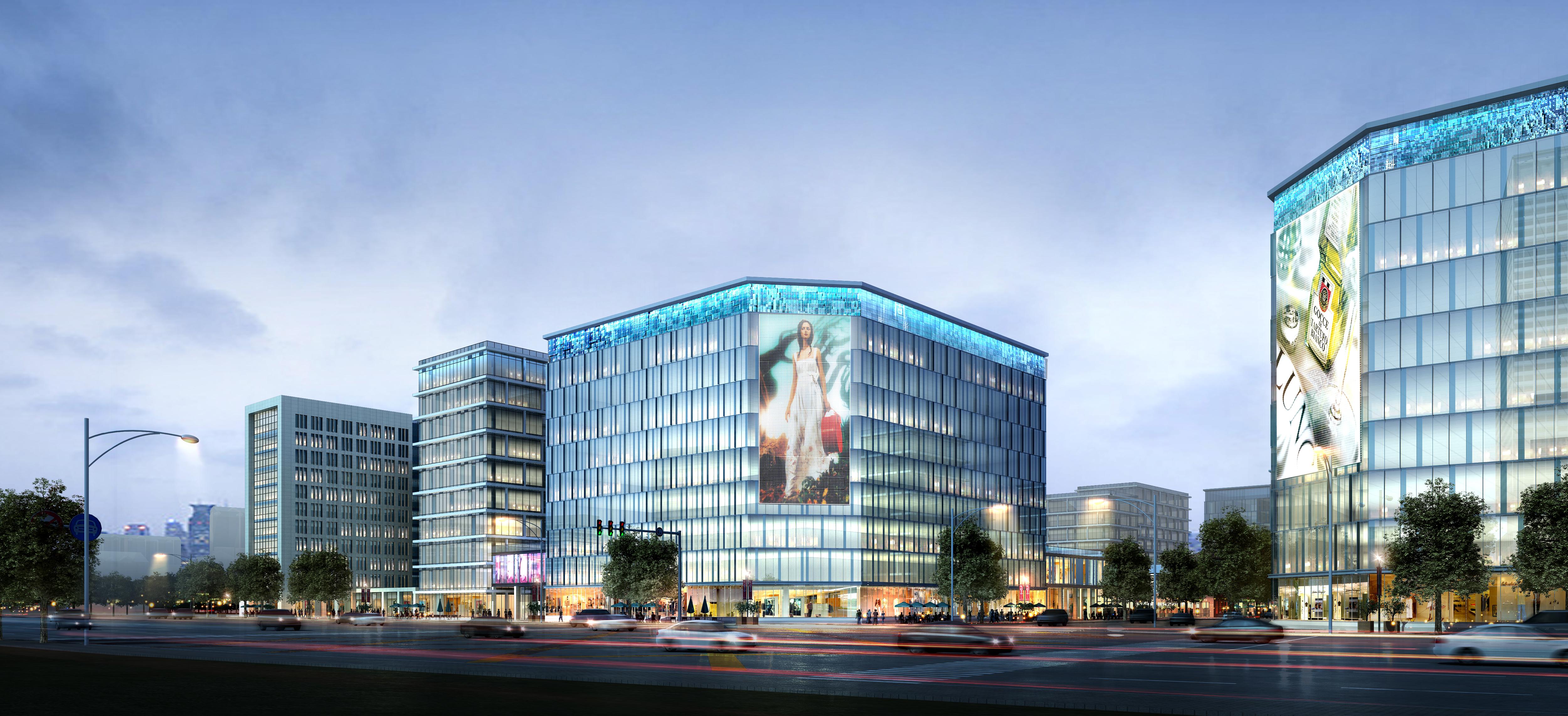 ofis binaları 002 3d model max 205066