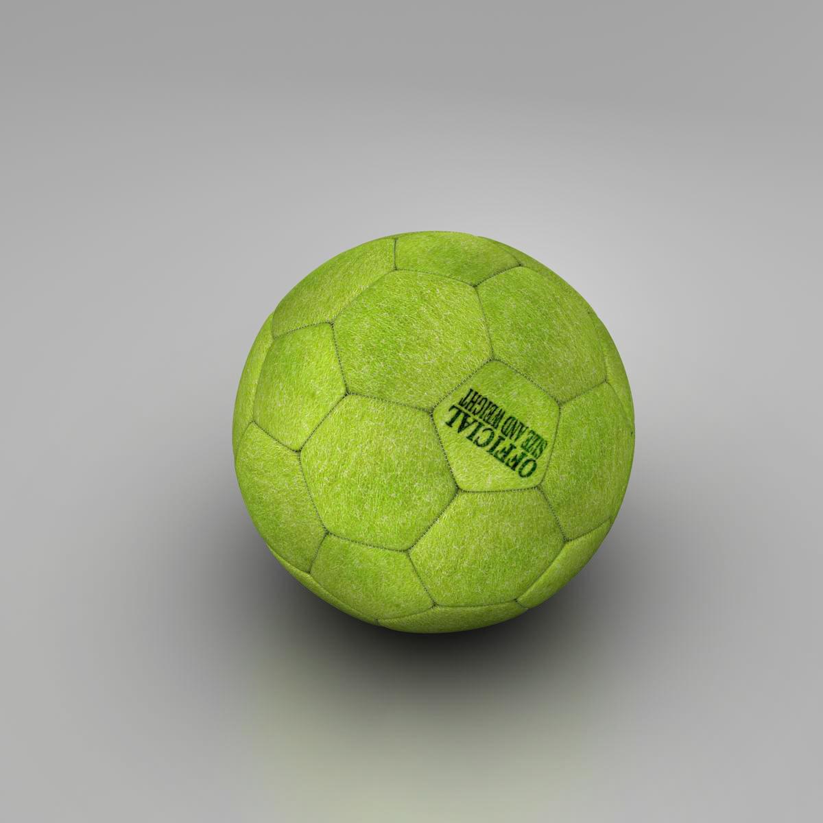 soccerball дотроо 3d загвар 3ds max fbx c4d м mb obj 205139