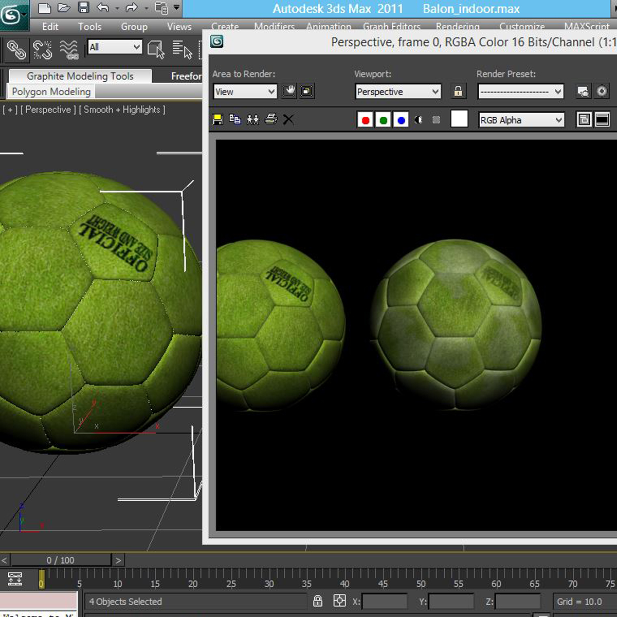 soccerball дотроо 3d загвар 3ds max fbx c4d м mb obj 205148