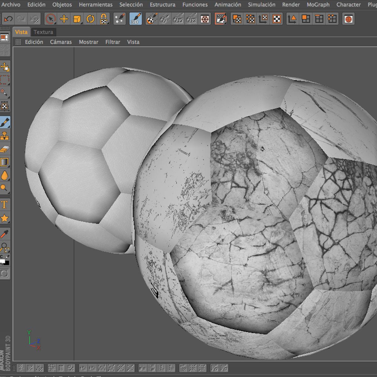 soccerball цагаан 3d загвар 3ds max fbx c4d ma mb obj 205187