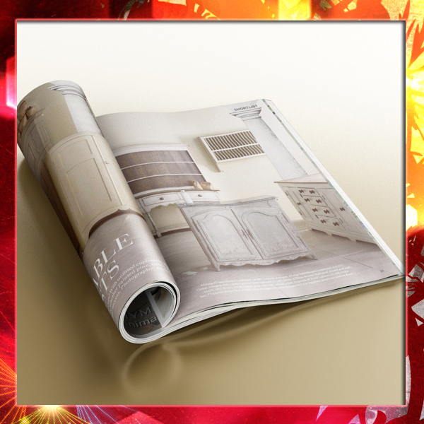 Magazine 02 3d model 3ds max fbx  obj 205308