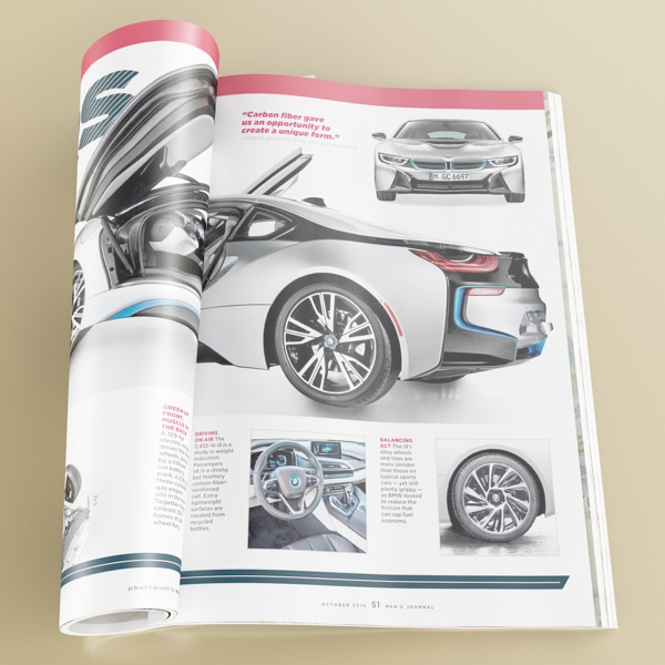 magazine 02 3d model 3ds max fbx texture obj 205317