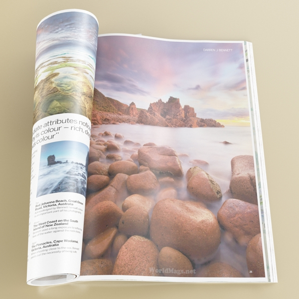 magazine 02 3d model 3ds max fbx texture obj 205321