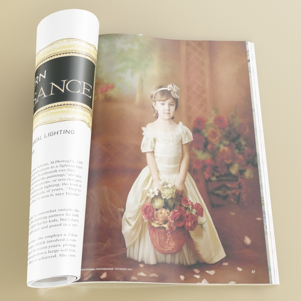 magazine 02 3d model 3ds max fbx texture obj 205326