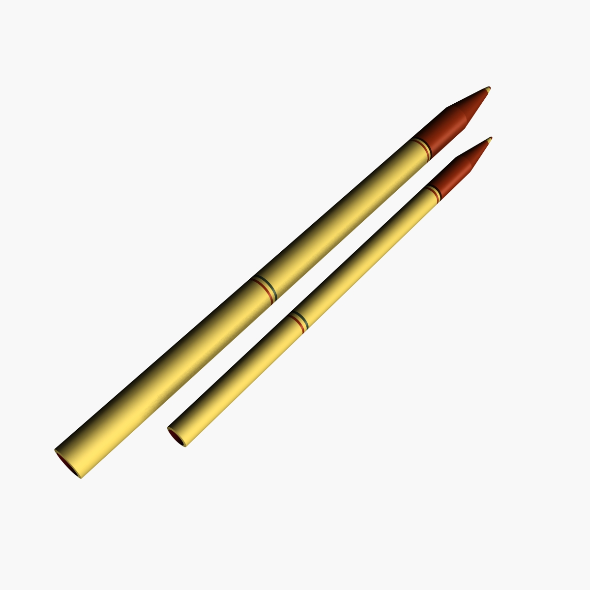 fadjr-3 & fadjr-5 rocket 3d model 3ds dxf fbx blend cob dae x  obj 205482