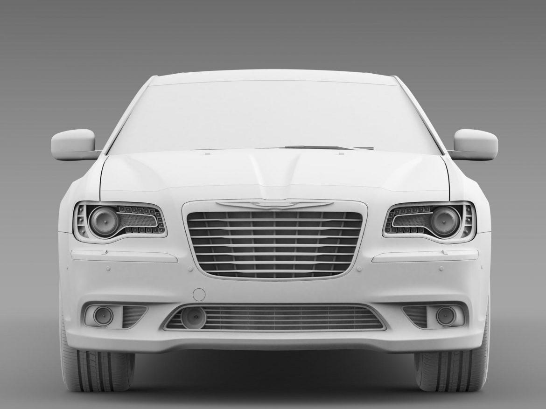 chrysler 300c 2013 limousine 3d model 3ds max fbx c4d lwo ma mb hrc xsi obj 205623