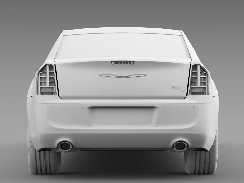 chrysler 300c 2013 limousine 3d model 3ds max fbx c4d lwo ma mb hrc xsi obj 205624
