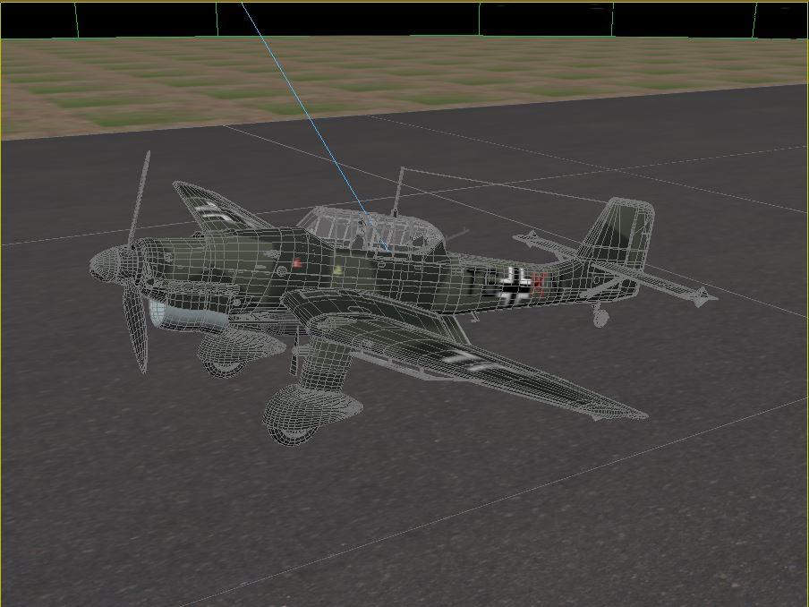 Junkers Ju 87 ( 88KB jpg by S.E )