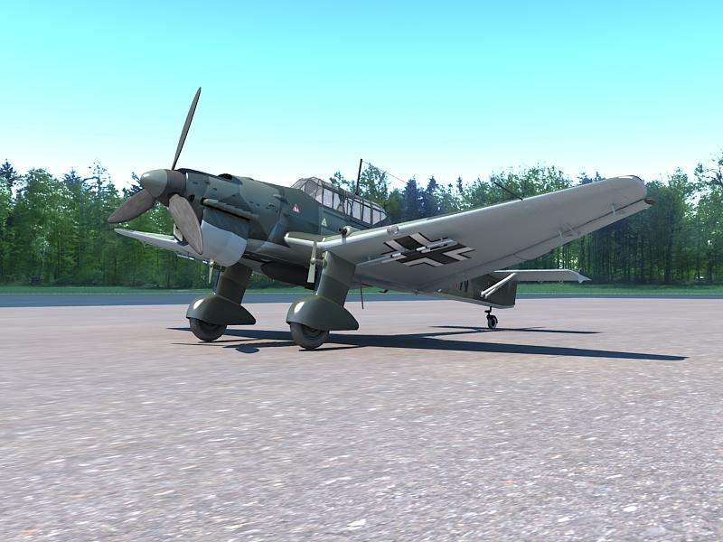 Junkers Ju 87 ( 306.72KB jpg by S.E )