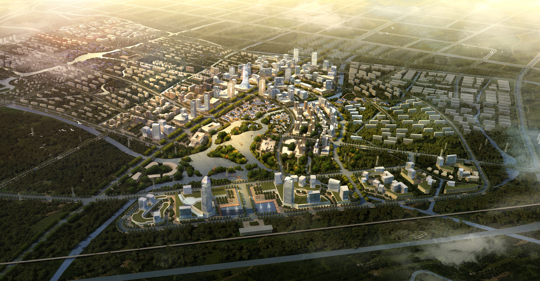 city planning 018 3d model max 205780