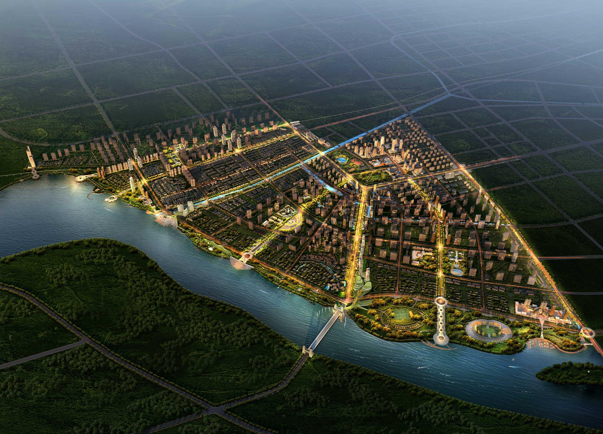city planning 023 3d model max 205812