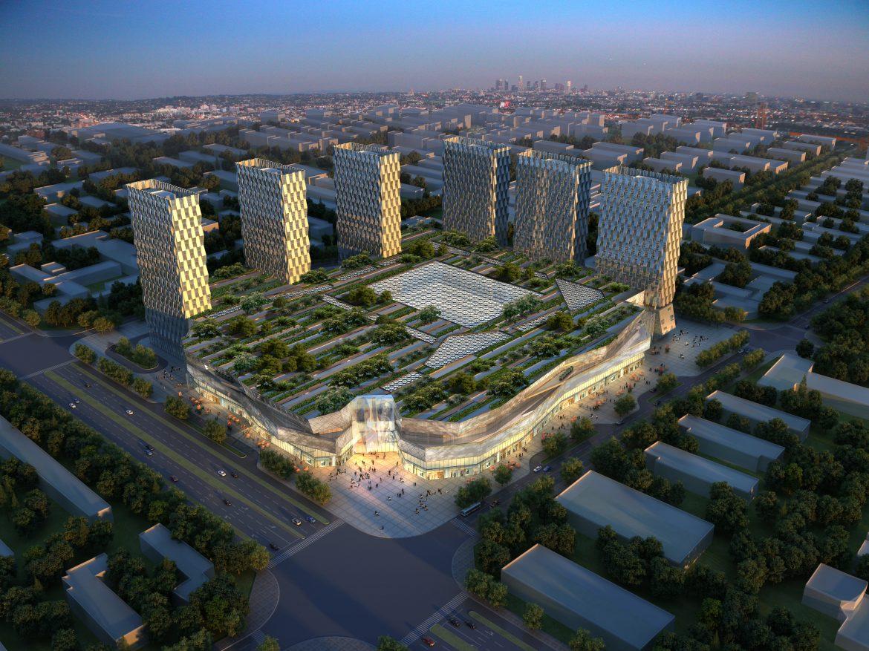 skyscraper business center 022 3d model max 205943