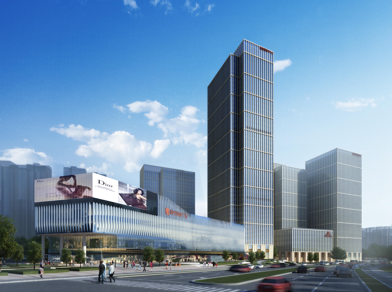 skyscraper business center 057 3d model max 206220