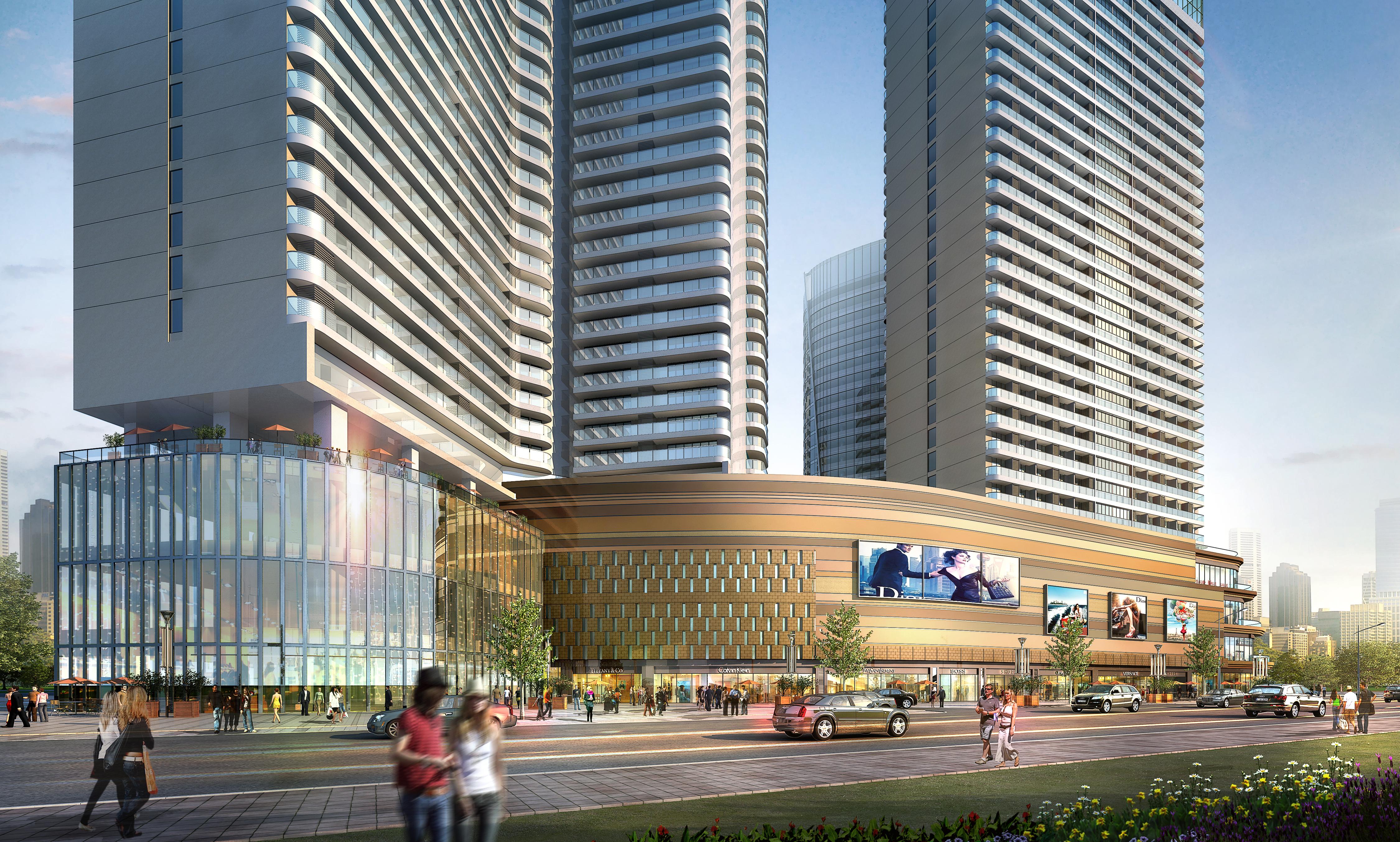 skyscraper business center 059 3d model max 206232
