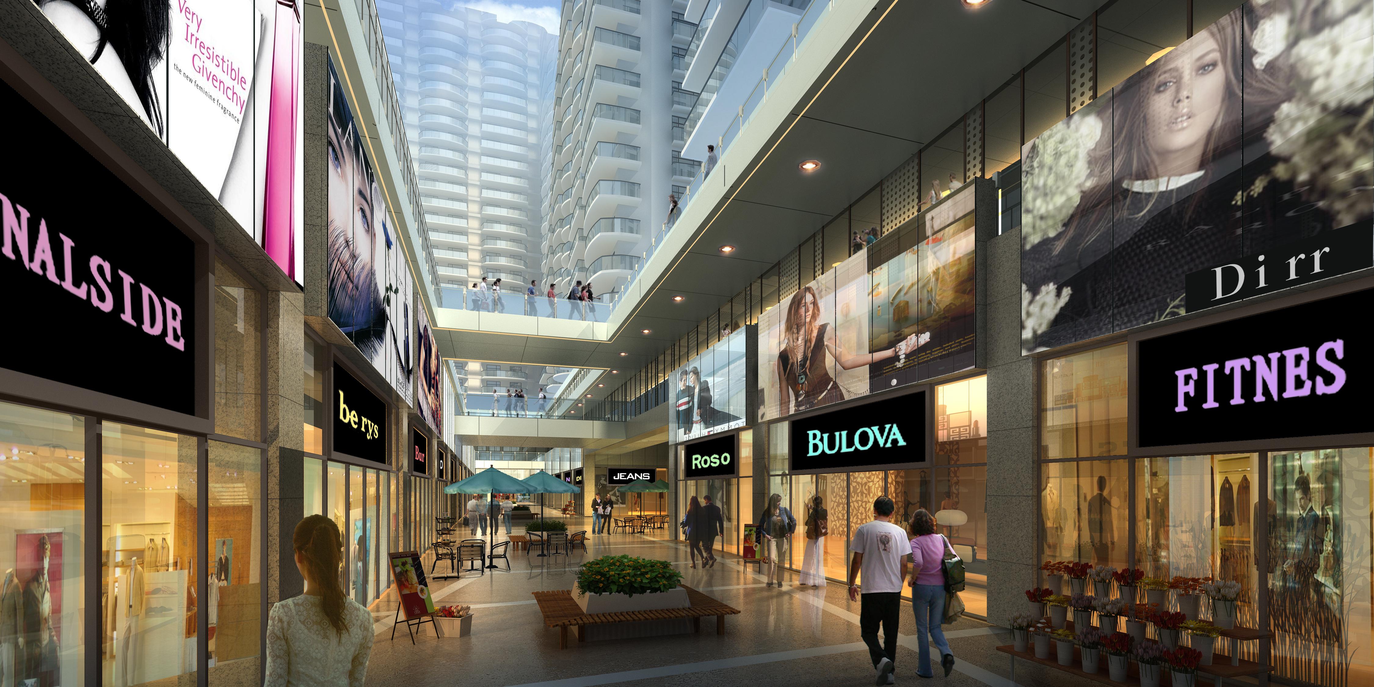 skyscraper business center 060 3d model max 206239