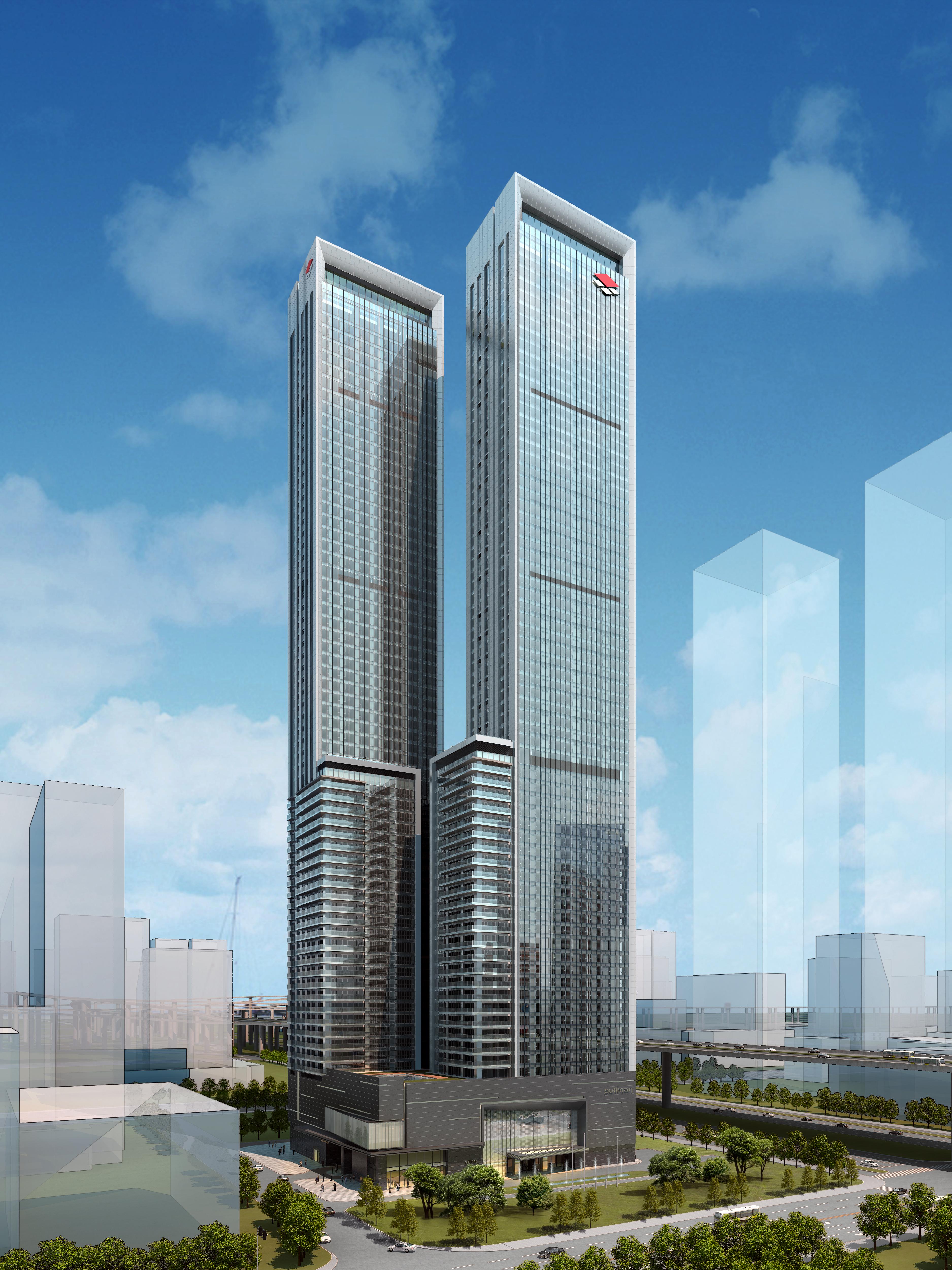 skyscraper office building 006 3d model max 206274