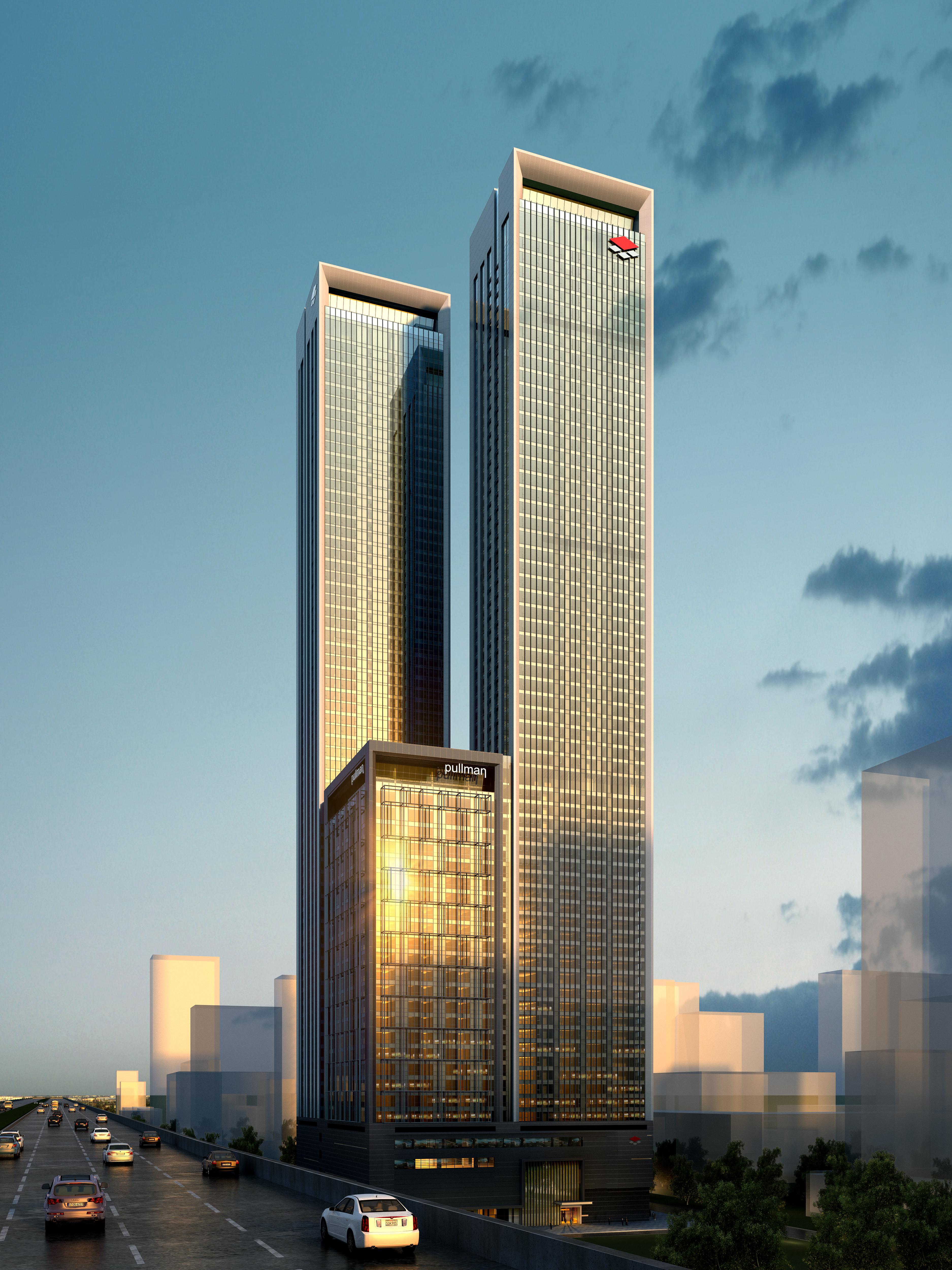 skyscraper office building 006 3d model max 206275