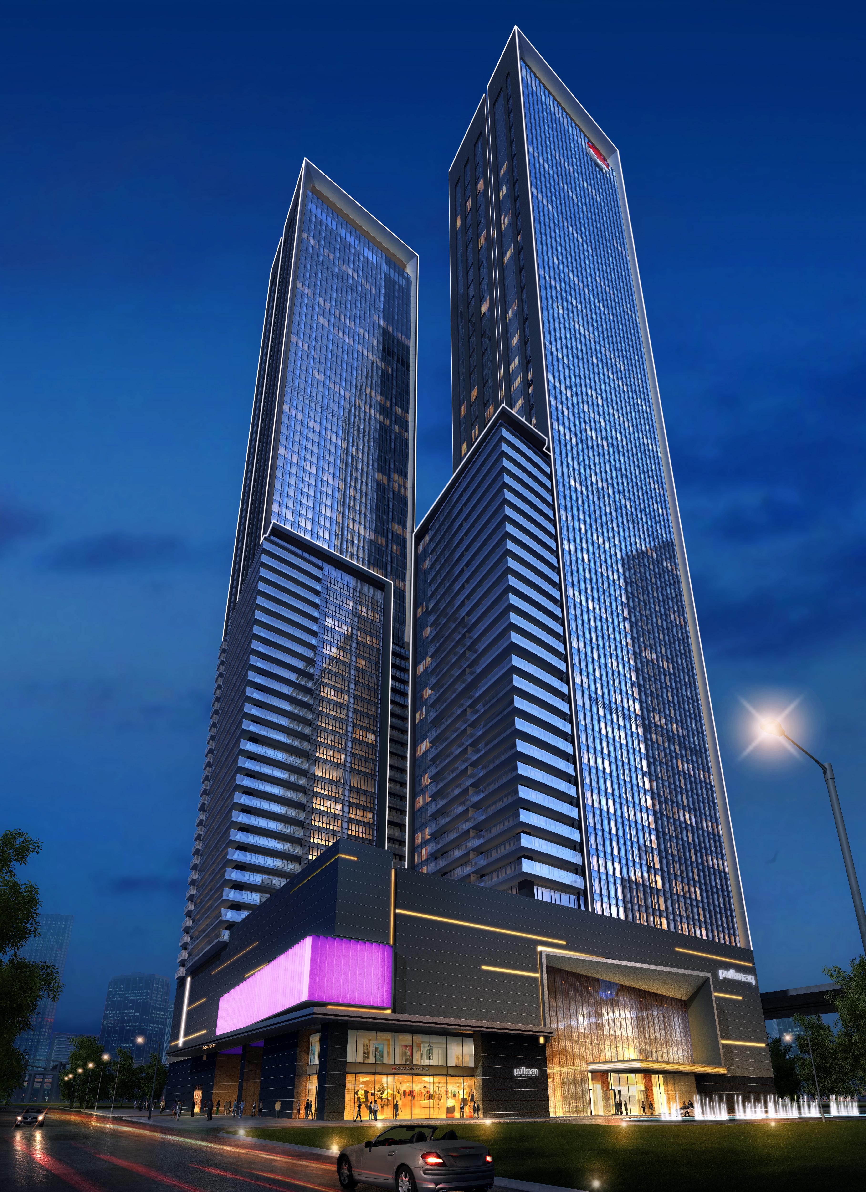 skyscraper office building 006 3d model max 206277