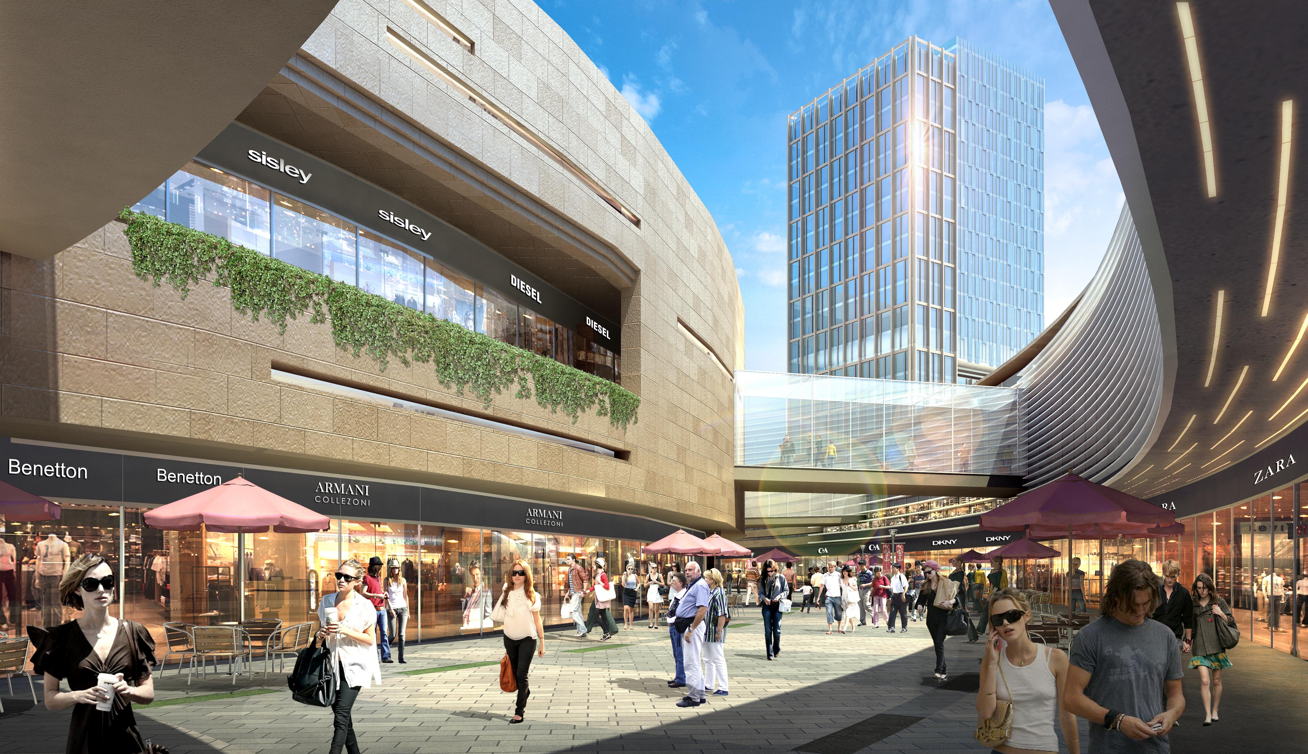 skyscraper office building 009 3d model max psd 206303