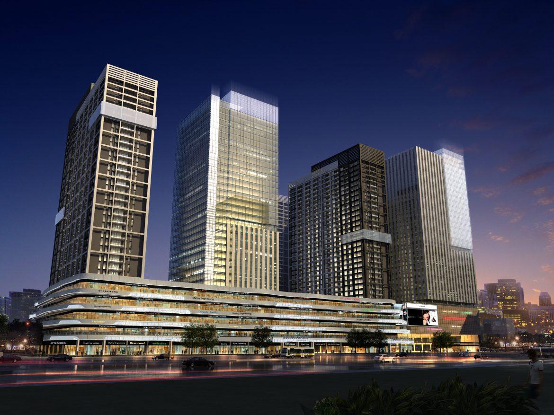 skyscraper office building 013 3d model max 206325