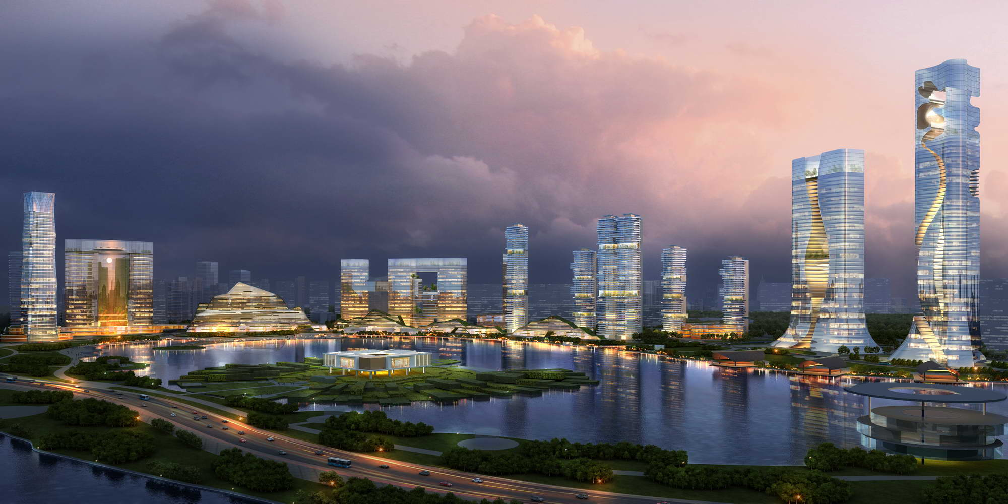 city planning 024 v2 3d model max 206467