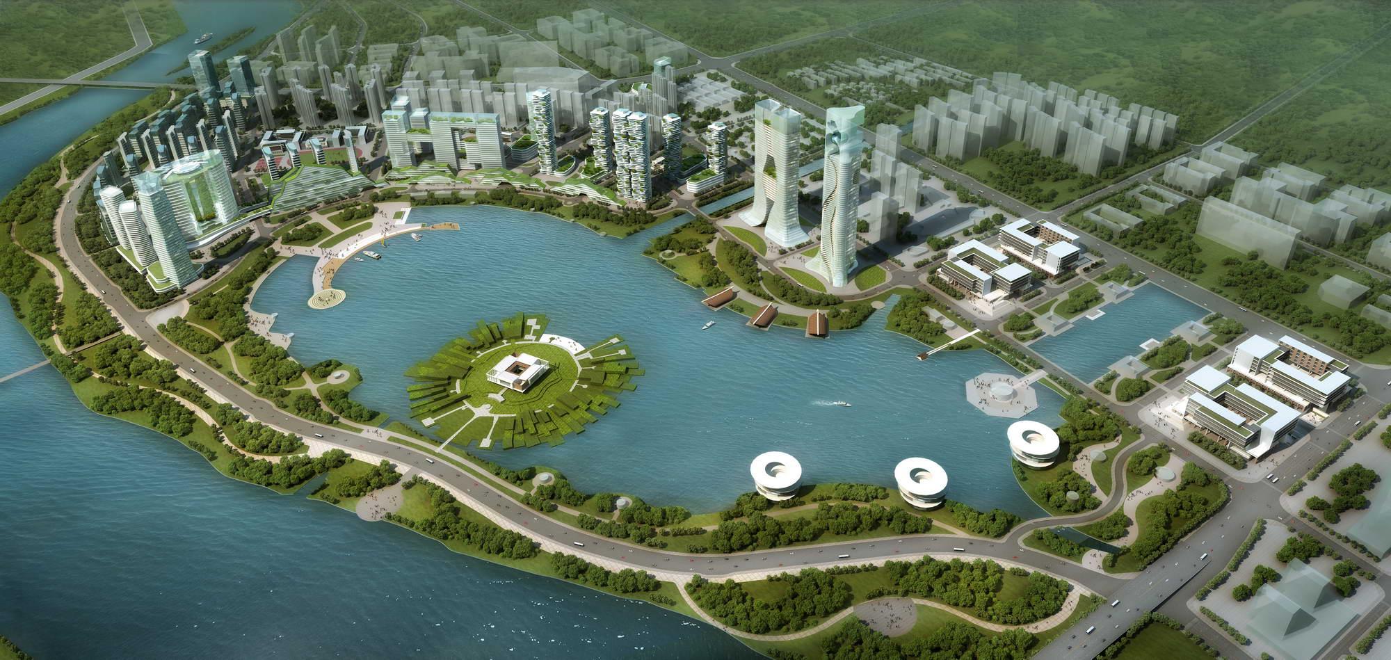 city planning 024 v2 3d model max 206468