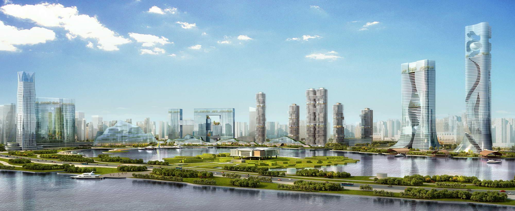 city planning 024 v2 3d model max 206469