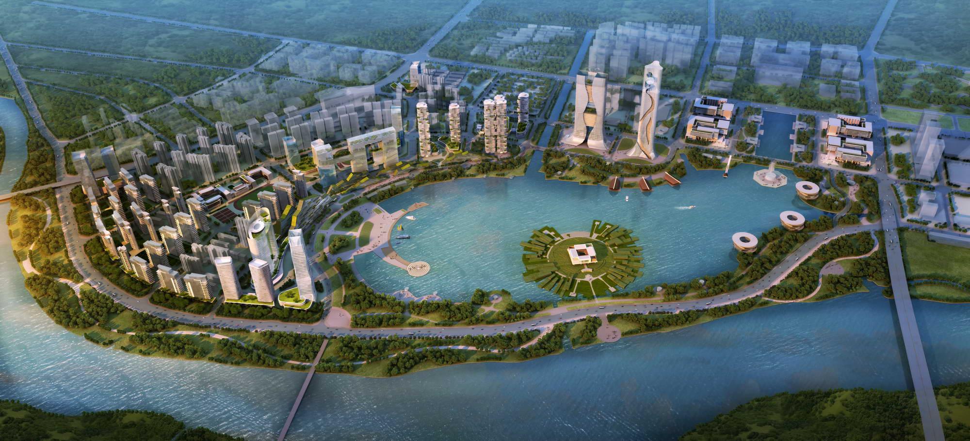 city planning 024 v2 3d model max 206470