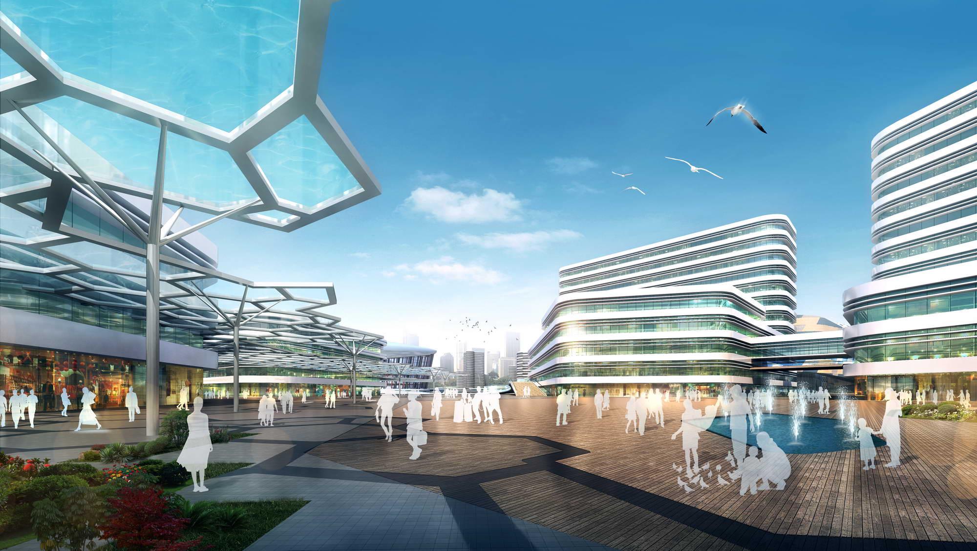 city planning 025 3d model max 206477