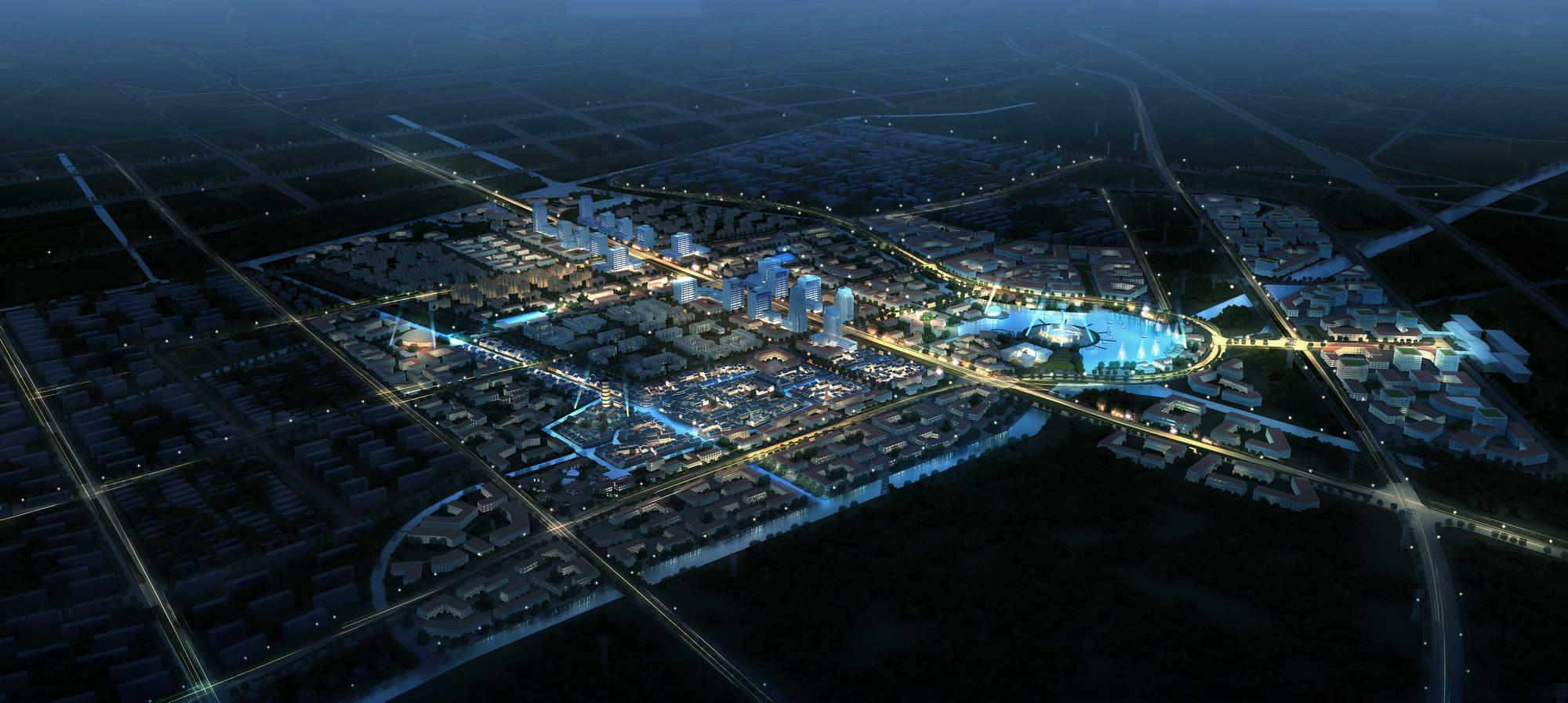 city planning 027 3d model max 206486