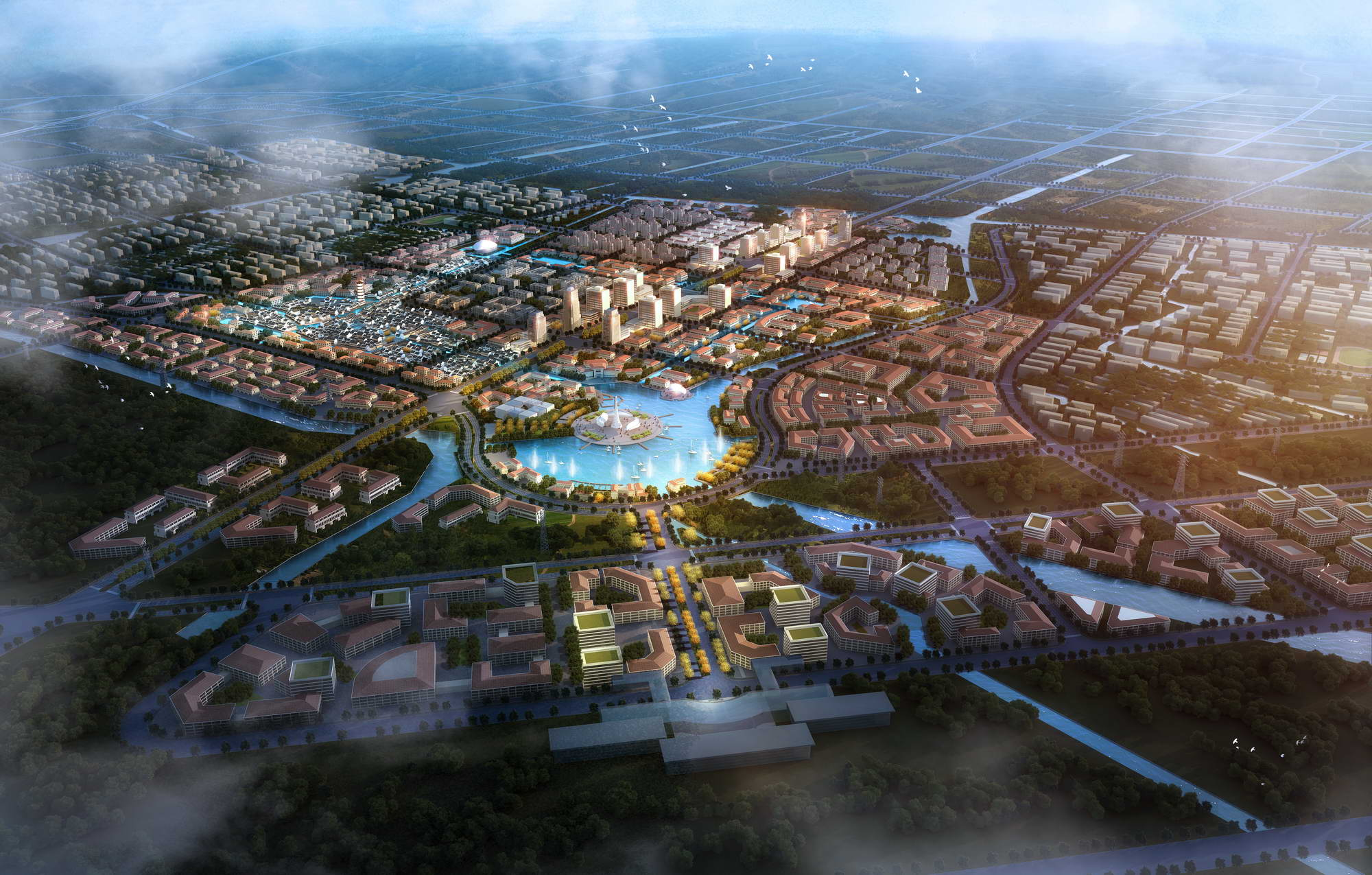 city planning 027 3d model max 206487
