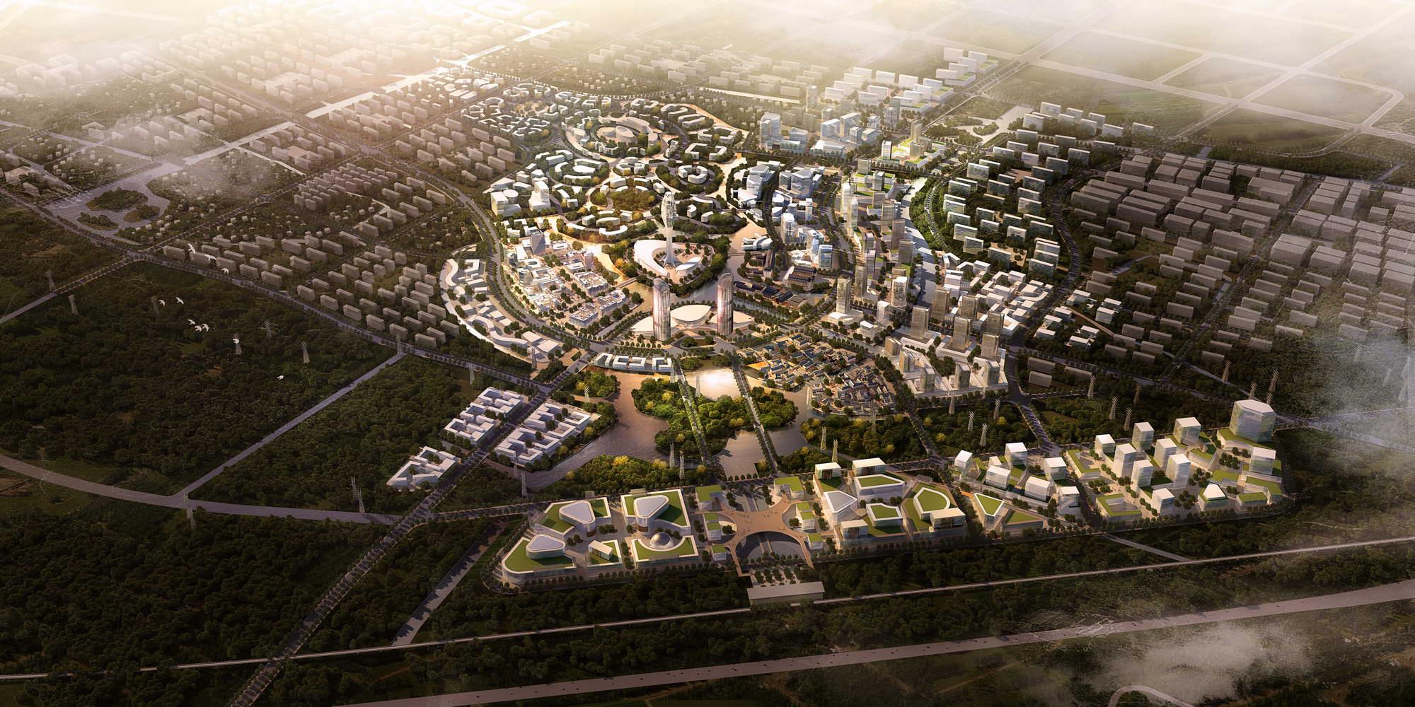 city planning 028 3d model max 206492