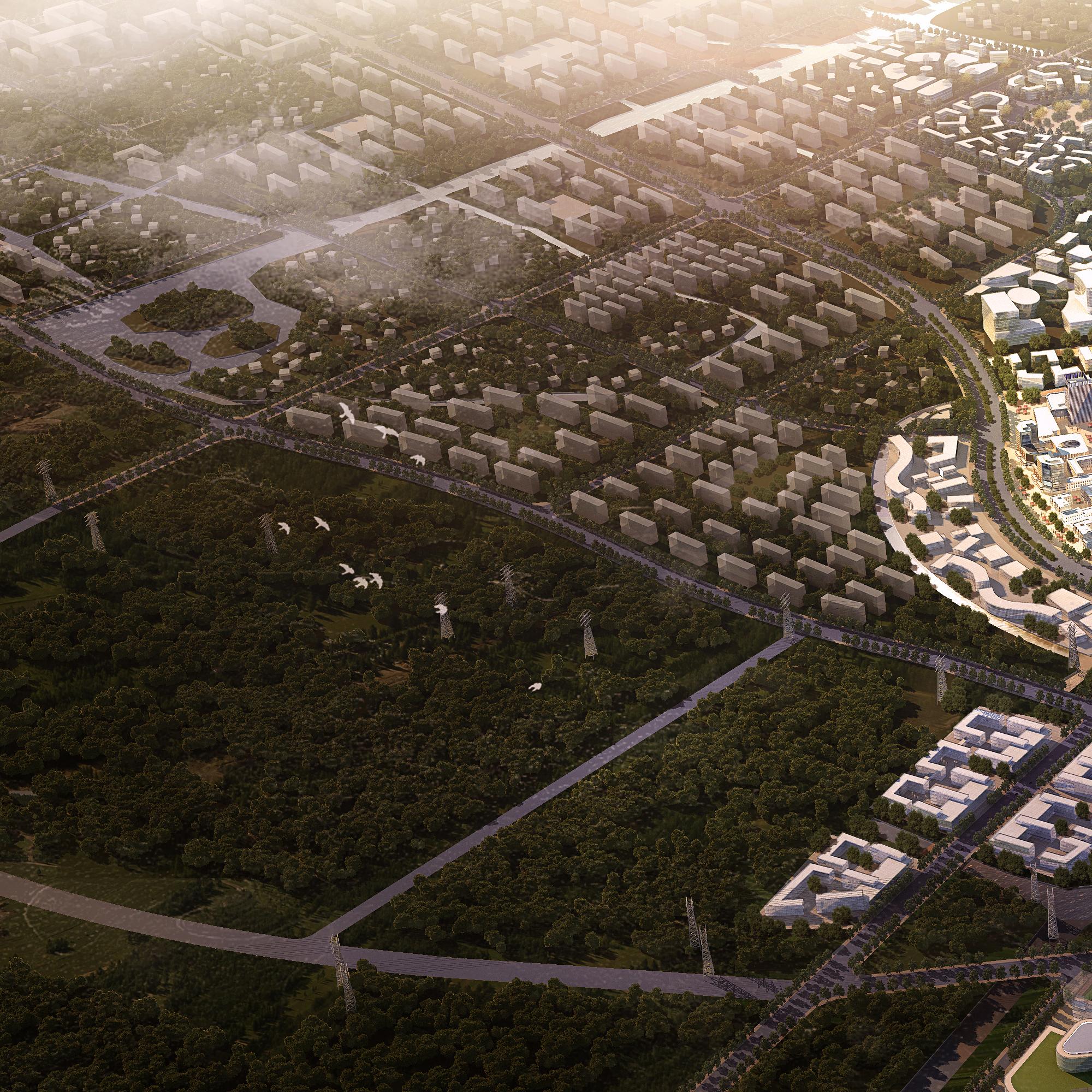 city planning 028 3d model max 206493
